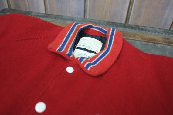 vintage american varsity college sports jacket