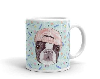 Chiens Tasse Avec Dicton Berner Sennenhund caresser Tasse à café