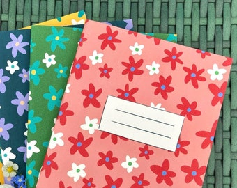A5 Upcycled Notebooks (Lined)
