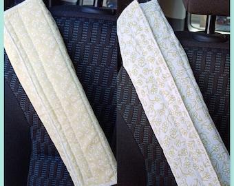 Seat Belt Cover/Cozy