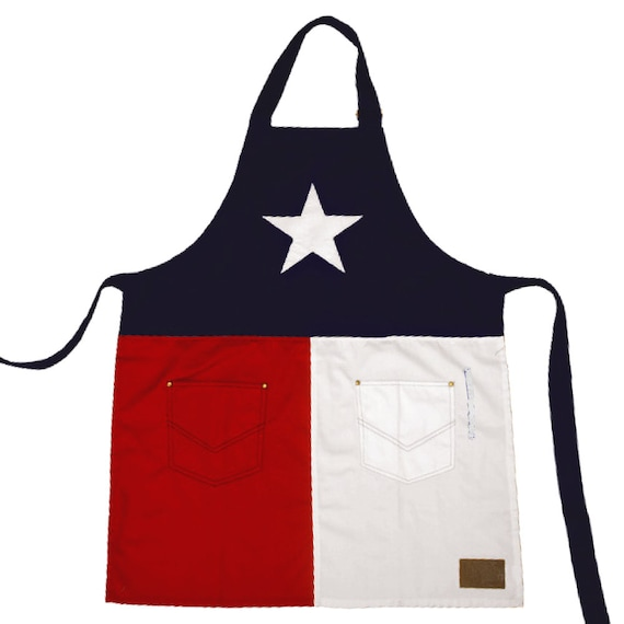Texas Flag | Men's Apron by RockpointMarketplace