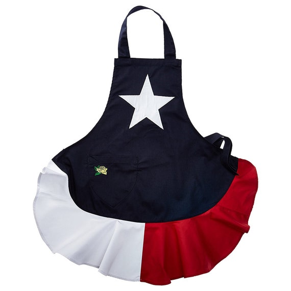Texas Flag | Ladies Apron by RockpointMarketplace