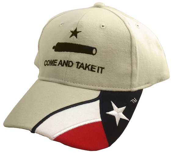 Come and Take it | Texas Flag Cap by RockpointMarketplace