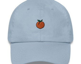 Bunch of Oranges Fruits Citrus Classic Baseball Cap Men Women Dad Hat Twill Adjustable Size
