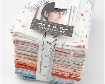 Make Time Fat Eighth Bundle by Aneela Hoey for Moda (24570f8)