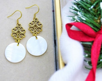 Cute and elegant earrings Perfect gift Boho chic style