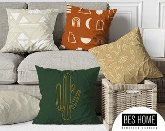 Boho Home Decor,African Mud Cloth,Pillow Cover,Luxury Sofa Cushion,Modern Sofa,Cushion,Outdoor Pillow,Throw Cushions,Velvet look,Custom Size