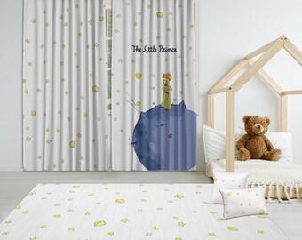 Kids room,Nursery room,Window Curtain 2 panels set,Blackout,Room darkering,Custom size,Made to order, Termal insulited,Noise reducing