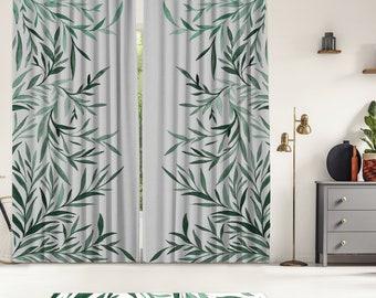 Tropical Series 1,Window Curtain 2 panels set,Blackout,Room darkering,Custom size,Termal insulited,Noise reducing