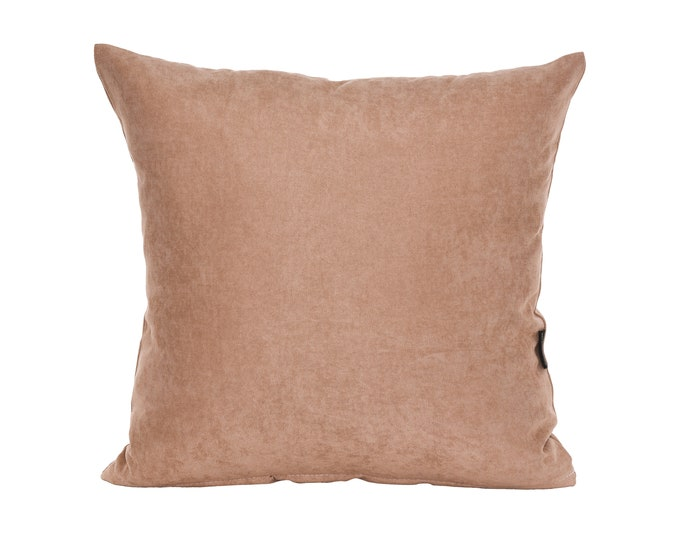 Solid Beige Pillow Cover,Luxury Sofa Cushion,Modern Sofa Cushion,Outdoor Pillow,Throw Cushions, solid color pillow cover