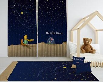 Kids room,Nursery room,Window Curtain 2 panels set, Blackout , Room darkering,Custom size,Made to order, Termal insulited,Noise reducing