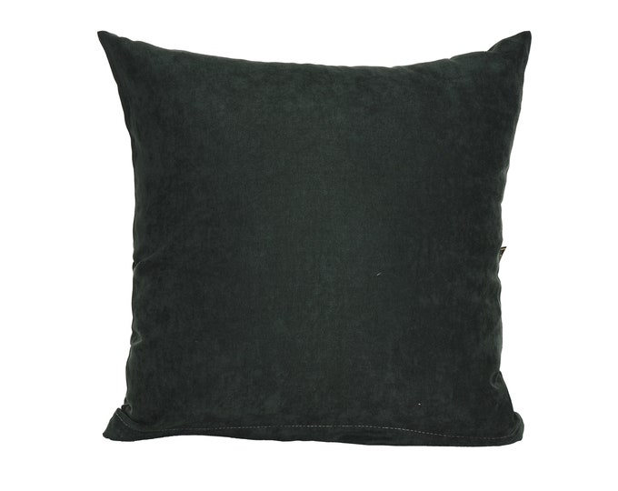 Solid Dark Green Pillow Cover,Luxury Sofa Cushion,Modern Sofa Cushion,Outdoor Pillow,Throw Cushions, solid color pillow cover