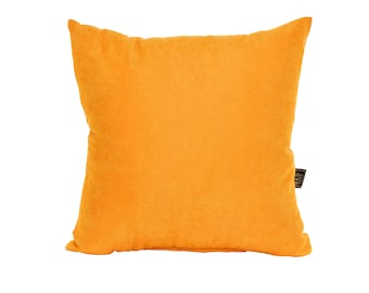 Solid Mustard Pillow Cover,Luxury Sofa Cushion,Modern Sofa Cushion,Outdoor Pillow,Throw Cushions, solid color pillow cover bc