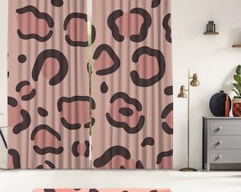Tropical Series 6,Window Curtain 2 panels set,Blackout,Room darkering,Custom size,Termal insulited,Noise reducing