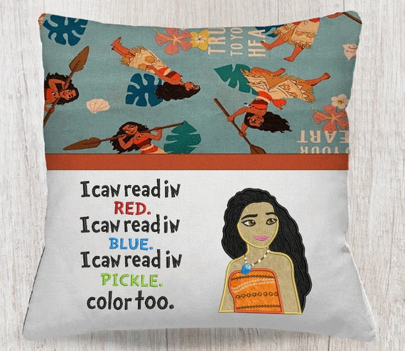Reading Pillow,Pocket Pillow-INSTANT D0WNL0AD To strengthen with llama face crown embroidery Design 2 Designs 3 Sizes