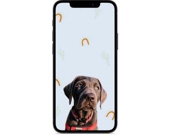 Pet Wallpaper, Custom Wallpaper