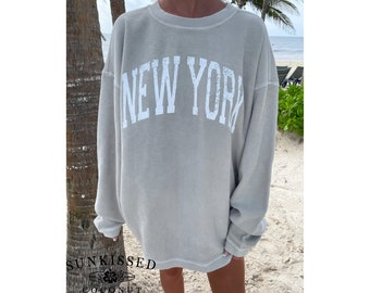 Original New York Corded Crew Sunkissedcoconut™