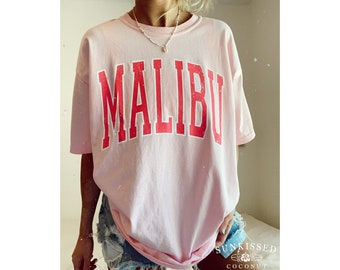 Malibu Barbie Comfort Colors Comfort Colors Brand tshirt