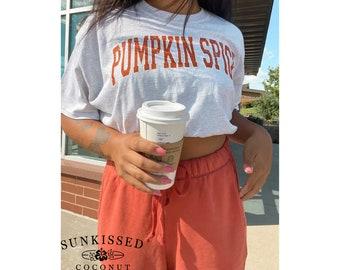 Pumpkin Spice Tee Sunkissedcoconut™