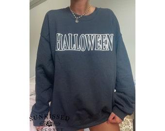 Halloween Comfort Colors Brand Sweatshirt Sunkissedcoconut™