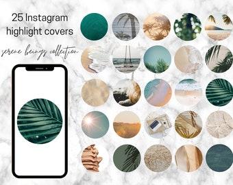 25 Serenity Themed Instagram Highlight Covers