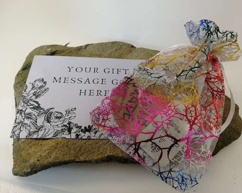 Personalized Gift Message And Gift Wrapping For Our Dog Lover image 1
