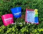 Yardzee Outdoor Game, Yardzee Game, Yardzee Summer Game, Outdoor Game, Family Game, Summer outdoor game, Lawn Game