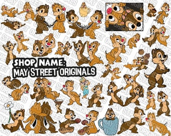 chip dale svg, chip and dale svg, chip svg, dale svg, chip and dale cricut, chip and dale cut file, chip and dale clipart