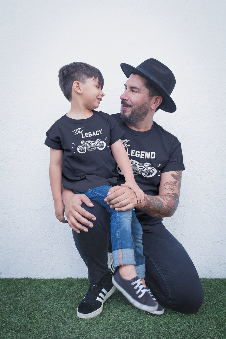 Toddler Daddy and Me Legend Matching Outfit