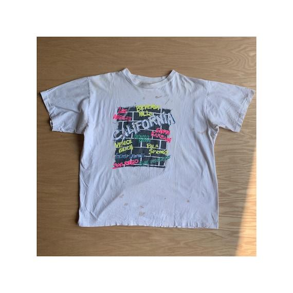 Vintage 90s California Tourist T-Shirt