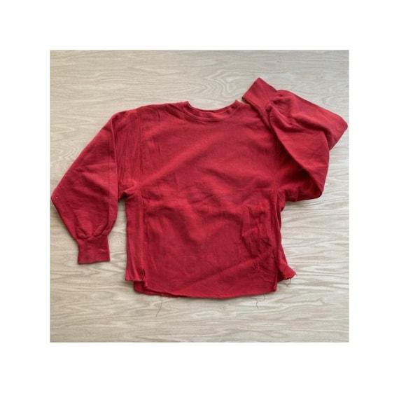 Vintage 80s Reverse Weave Champion Sweatshirt