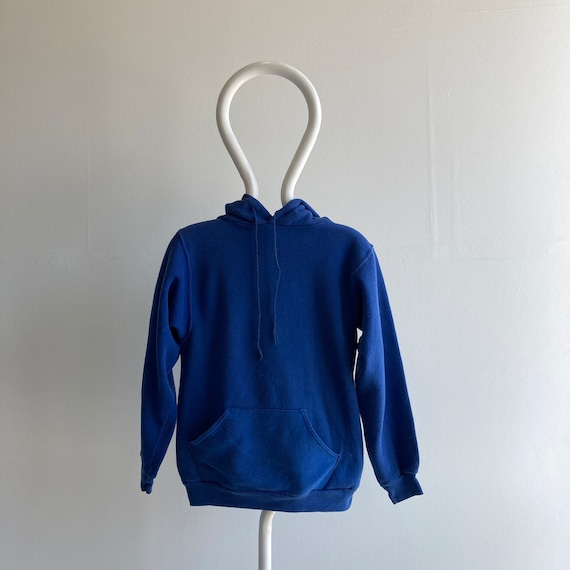 Vintage 70's Russell Hoodie Pullover With Replace… - image 2