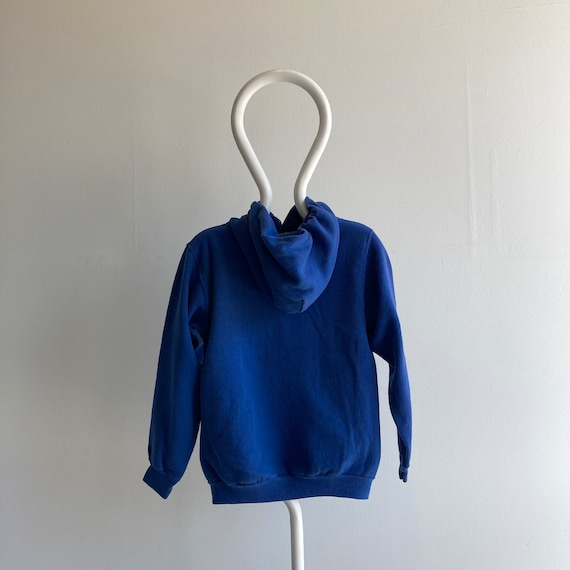 Vintage 70's Russell Hoodie Pullover With Replace… - image 5