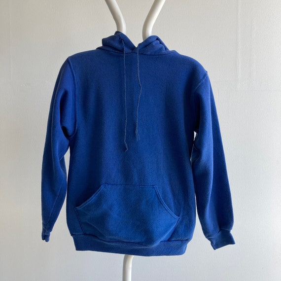 Vintage 70's Russell Hoodie Pullover With Replace… - image 3