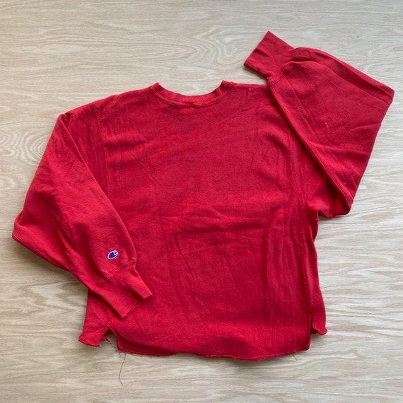 Vintage 80s Reverse Weave Champion Sweatshirt - image 8