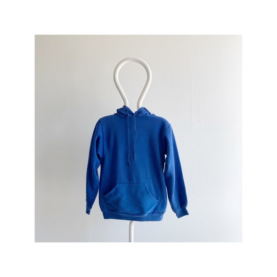 Vintage 70's Russell Hoodie Pullover With Replace… - image 1