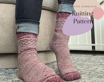 Jamboree! Sock Pattern