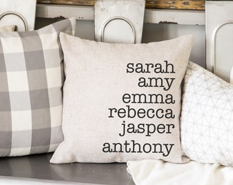 Personalized Pillow Case featuring ROCCO in sign photos; Custom pillowcases; Teen bedroom decor; Cool pillowcase; Bedding