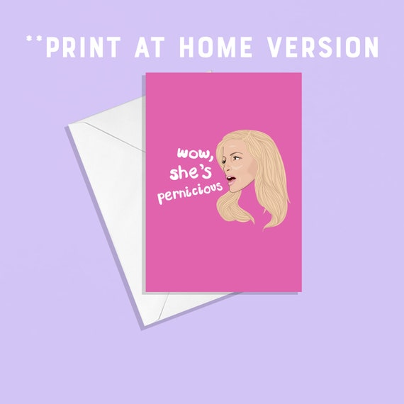 Camille Grammar Real Housewives of Beverly Hills Vinyl Sticker Wow She/'s Pernicious