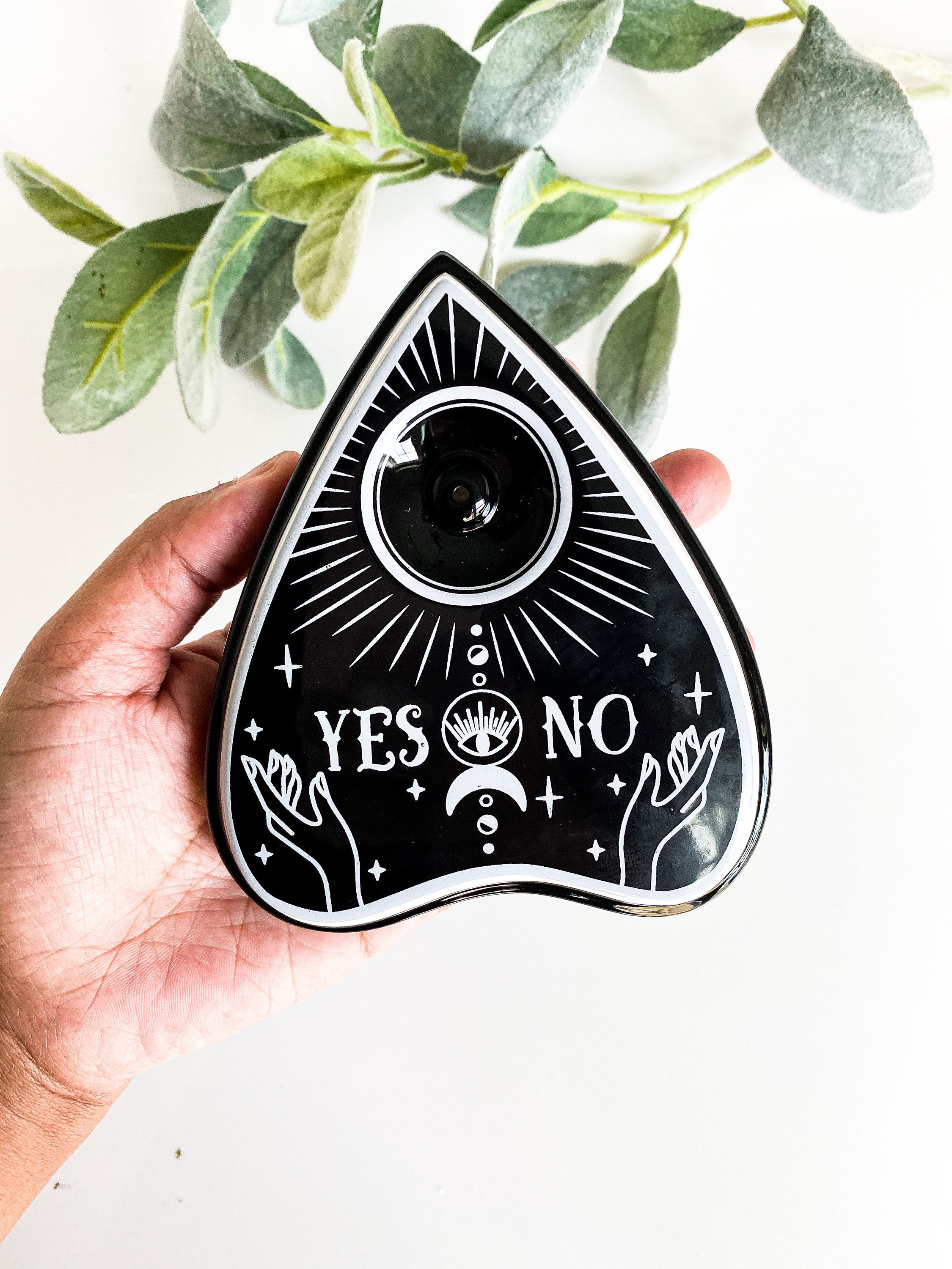 Ouija Incense Holder L Witchy Decor L Halloween Decor L