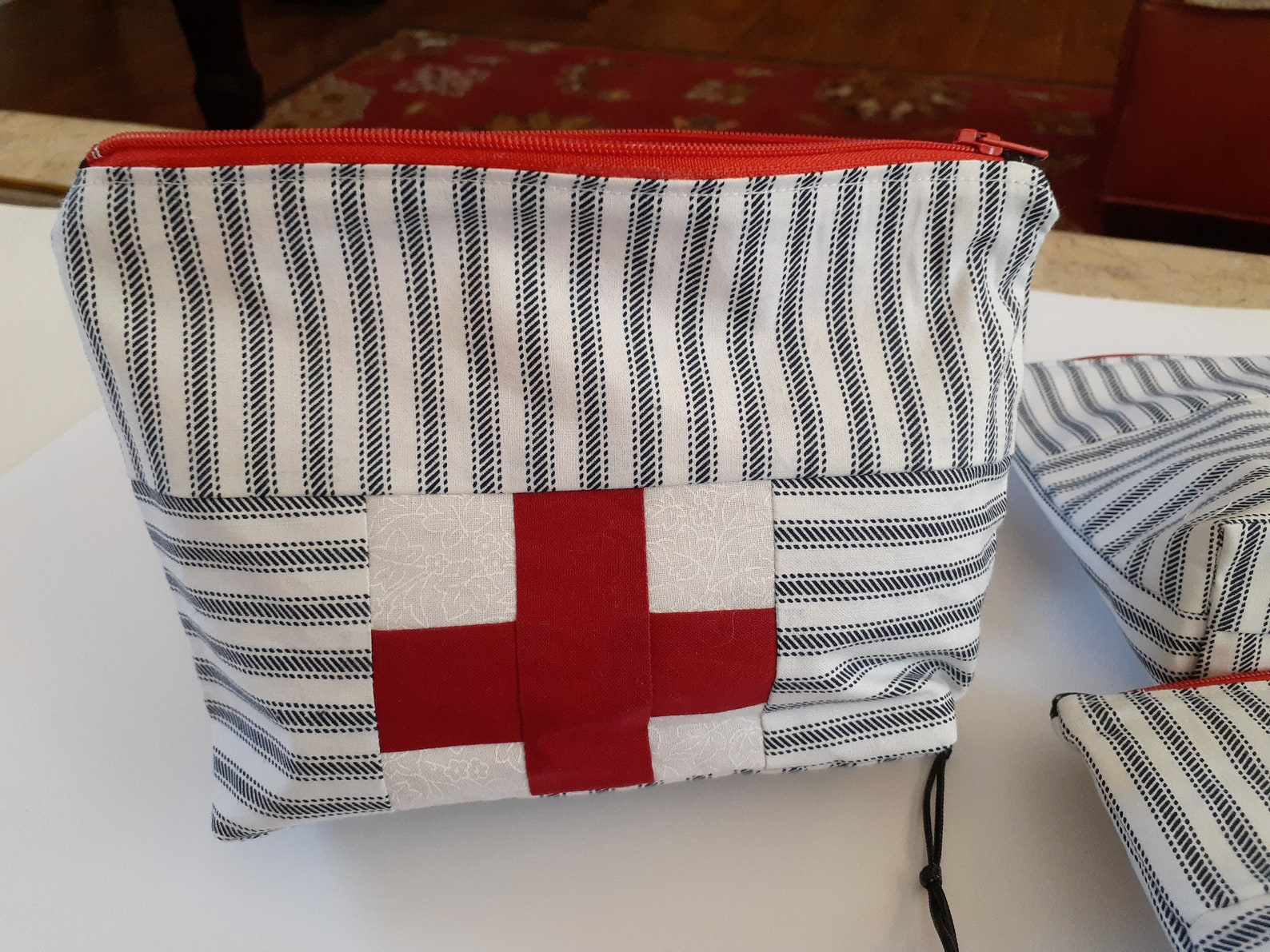 Handmade First Aid Cases