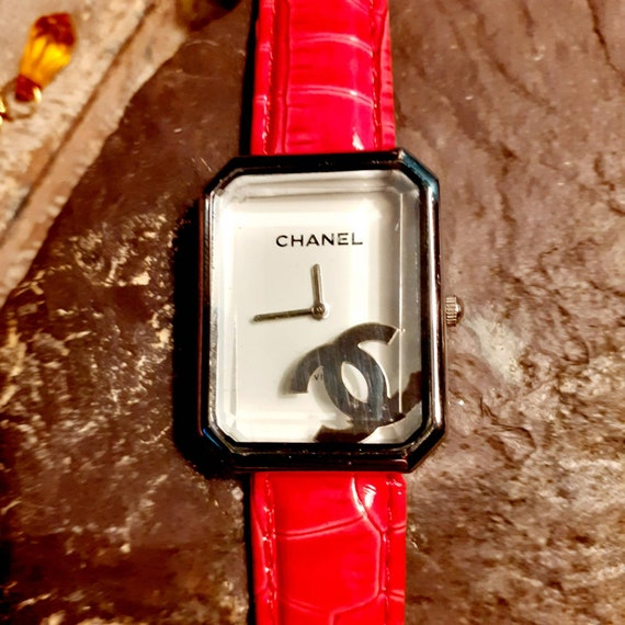 Chanel rare vintage watch