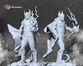 Marvel Action Figure, Marvel Crisis Protocol, Superheroes, Miniatures, Heroes, Marvel, scale miniatures, MCP, comics, resin