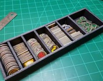 Custom Accessory, Deck Box, Custom Dice, Board Game, Gadgets, Accessories, Playing Cards, Resin Printed