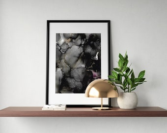 Large Office Wall Art Modern Abstract Art - Abstract Painting On Canvas, Oversized Paintings on Canvas, Large Abstract Canvas Art