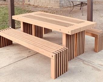 Handmade Design Picnic Set