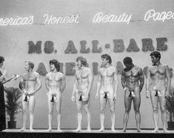 Pageant contest nudist It's Little