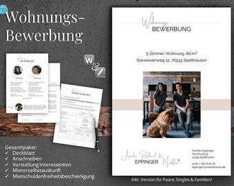 "Housing application ""Stuttgart"" | Couples, Singles & Families"