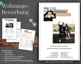"Housing application ""Munich"" | Couples, Singles & Families"