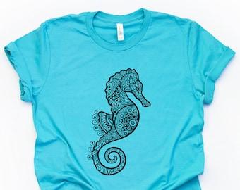 Seahorse * Long Sleeve Shirt Size 68